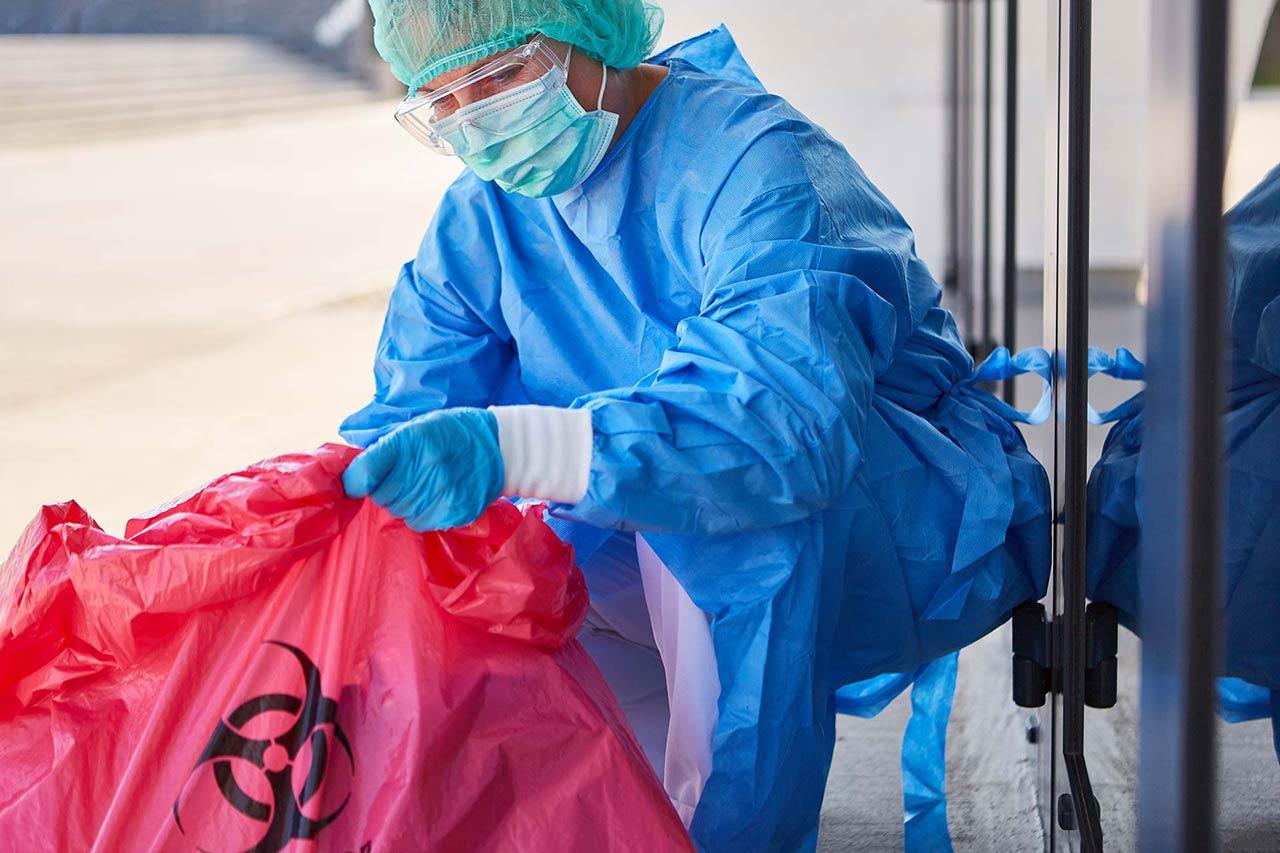 Hazardous waste clean up